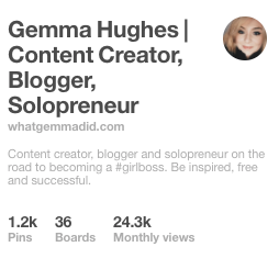 Pinterest Group Boards make your Monthly Views skyrocket if used correctly