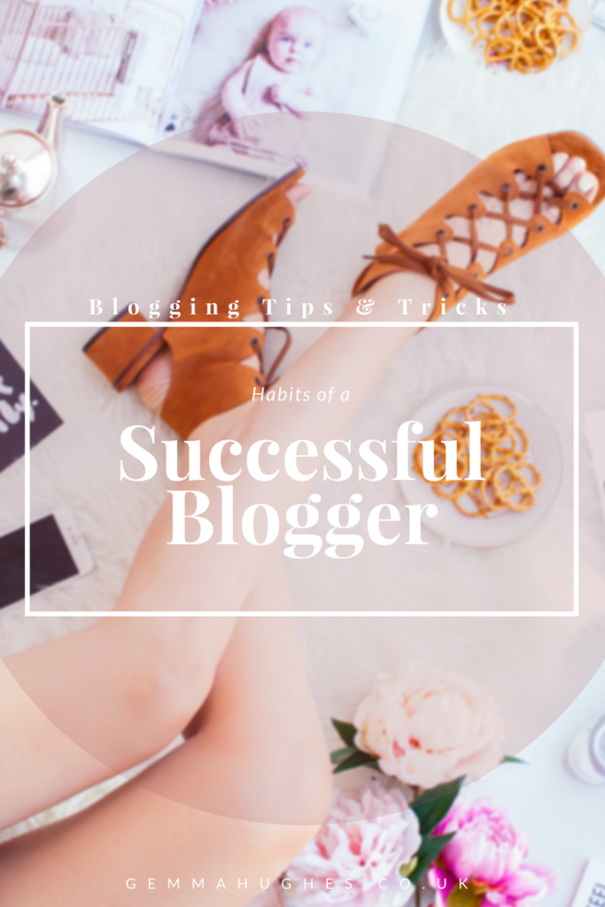 Habits of a Successful Blogger